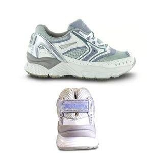 APEX EUC 8W Reina X532 White Orthopedic Sneaker